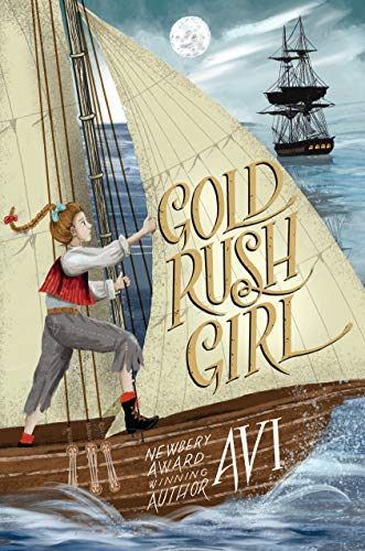 Book Cover: Gold Rush Girl