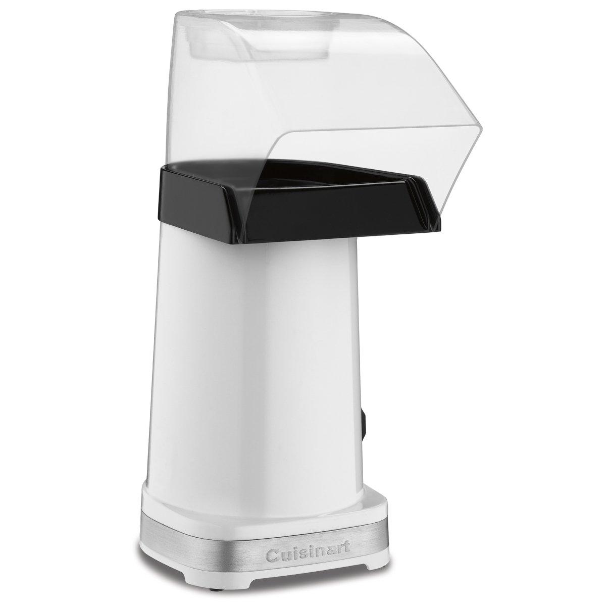 CUISINART CPM-100W EasyPop Hot Air Popcorn Maker White