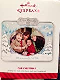 Hallmark 2014 - Our Family - Our Christmas - It's a Wonderful Life - Photo Ornament