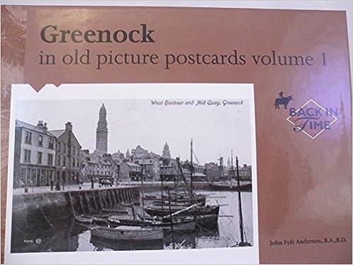 Kostenlose Downloads von E-Books Greenock in Old Picture Postcards 9028859632 PDF MOBI
