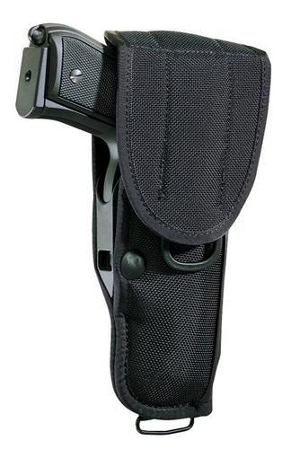 Bianchi Military Universal Holster with Trigger Guard (Olive Drab, Size 1)