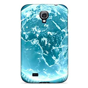 Fashion Protective Prometheus Earth Case Cover For Galaxy S4