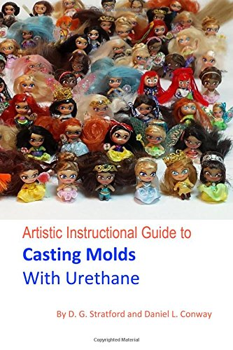 Artistic Instructional Guide to Casting Molds With Urethane
