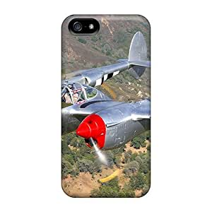 Snap-on Case Designed For Iphone 5/5s- Flying Over The Mountains