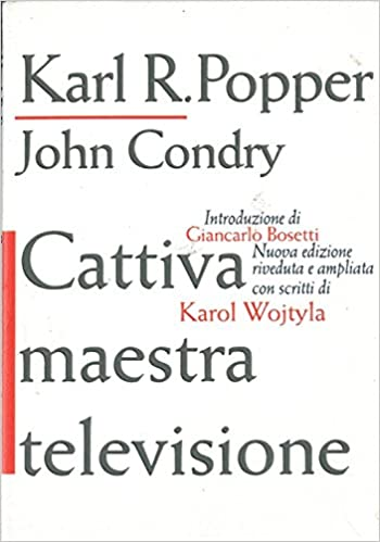 Cattiva Maestra Televisione Popper Pdf