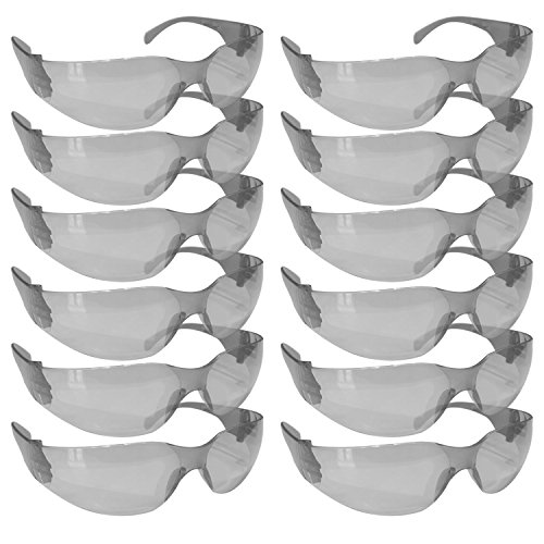 BISON LIFE Full Color Safety Glasses | One Size, Adult, Yout