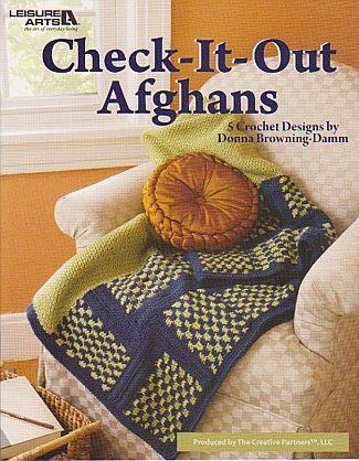 - Check It Out Afghans - Crochet Patterns