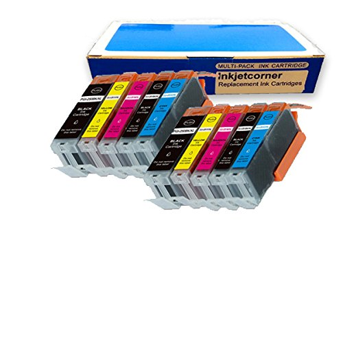 Inkjetcorner Compatible Cartridges PGI 270XL CLI 271XL product image