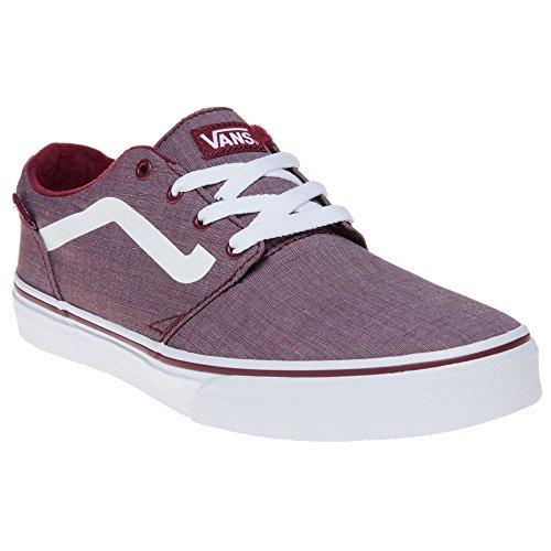 Vans Chapman Jungen Sneaker Rot