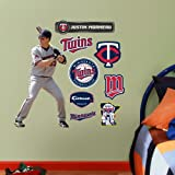 MLB Minnesota Twins Justin Morneau Junior Wall Graphics