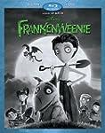 Frankenweenie [Blu-ray + DVD] (Sous-t...