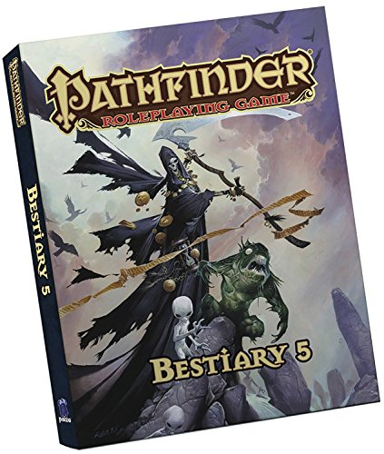 Pdf Science Fiction Pathfinder Roleplaying Game: Bestiary 5 Pocket Edition