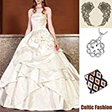 Wonderland Fine Jewelry for Woman Celtic Knot s925