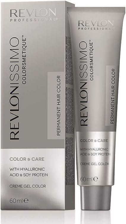 REVLON PROFESSIONAL Revlonissimo Colorsmetique, Tinte para el Cabello 660 Rojo Intenso - 60 ml (7219914660)