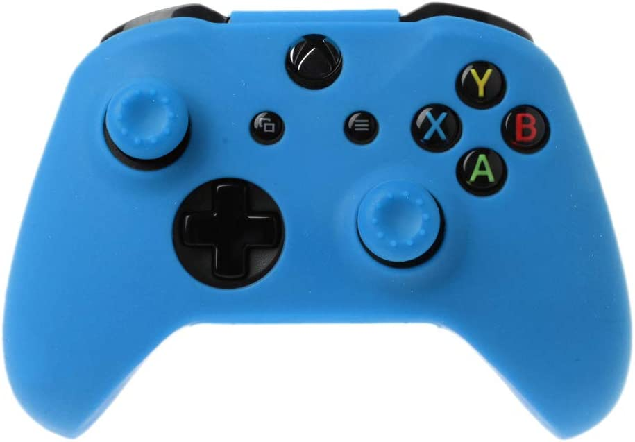 Antideslizante, Resistente al Agua Funda de Silicona para Mando de Xbox Ones Gamepad FangWWW