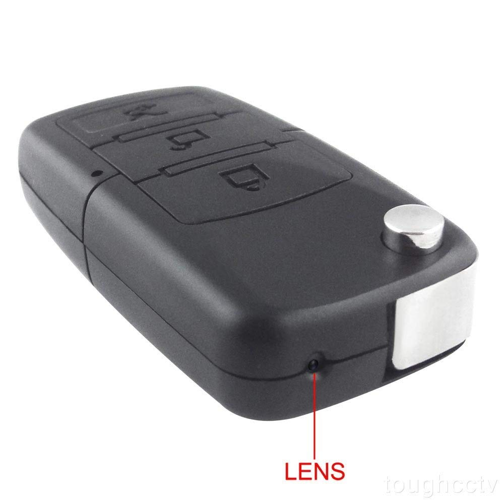 C/ámara Esp/ía S818 llave del coche de la c/ámara oculta esp/ía C/ámara grabadora de v/ídeo Digital Mini DV Electro-Weideworld