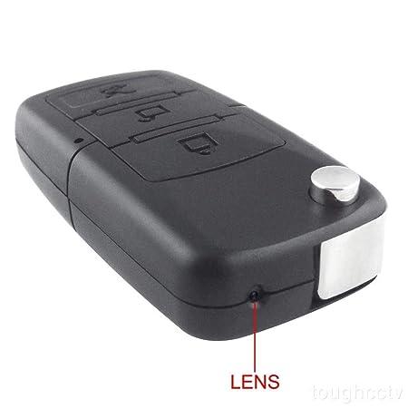 Electro-Weideworld - Cámara Espía S818 llave del coche de la cámara oculta espía Cámara grabadora de vídeo Digital Mini DV: Amazon.es: Bricolaje y ...