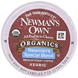 keurig pods newmans own - Newman's Own Organics Special Blend (Extra Bold), K-cups For Keurig Brewers, 24-Count Box (Pack of 2)