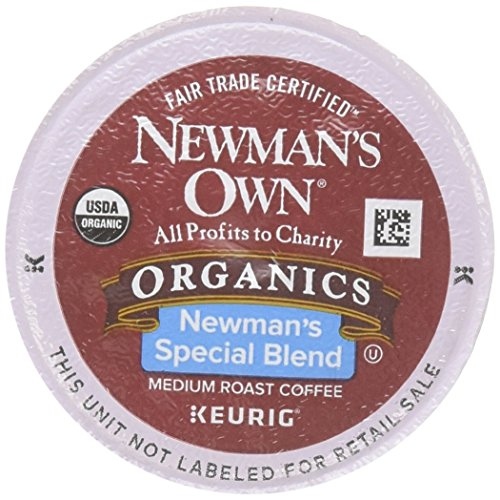 Newman's Own Organics Special Blend (Extra Bold), K-cups For Keurig Brewers, 24-Tally Box (Pack of 2)