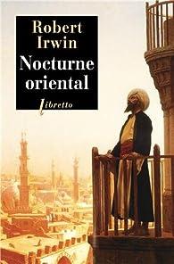 Nocturne oriental par Robert Irwin