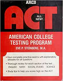 act and american college testing Mission-driven organization representing over 6,000 of the world's leading colleges, schools, and other educational organizations.