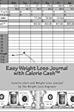 Easy Weight Loss Journal with Calorie Cash(tm), Weight Engineer, 1463771401