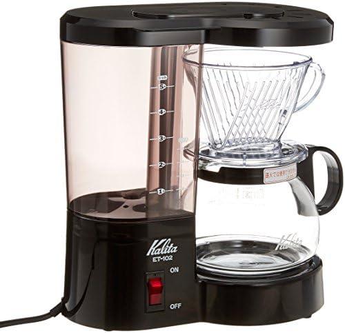 Kalita coffee maker Black ET-102