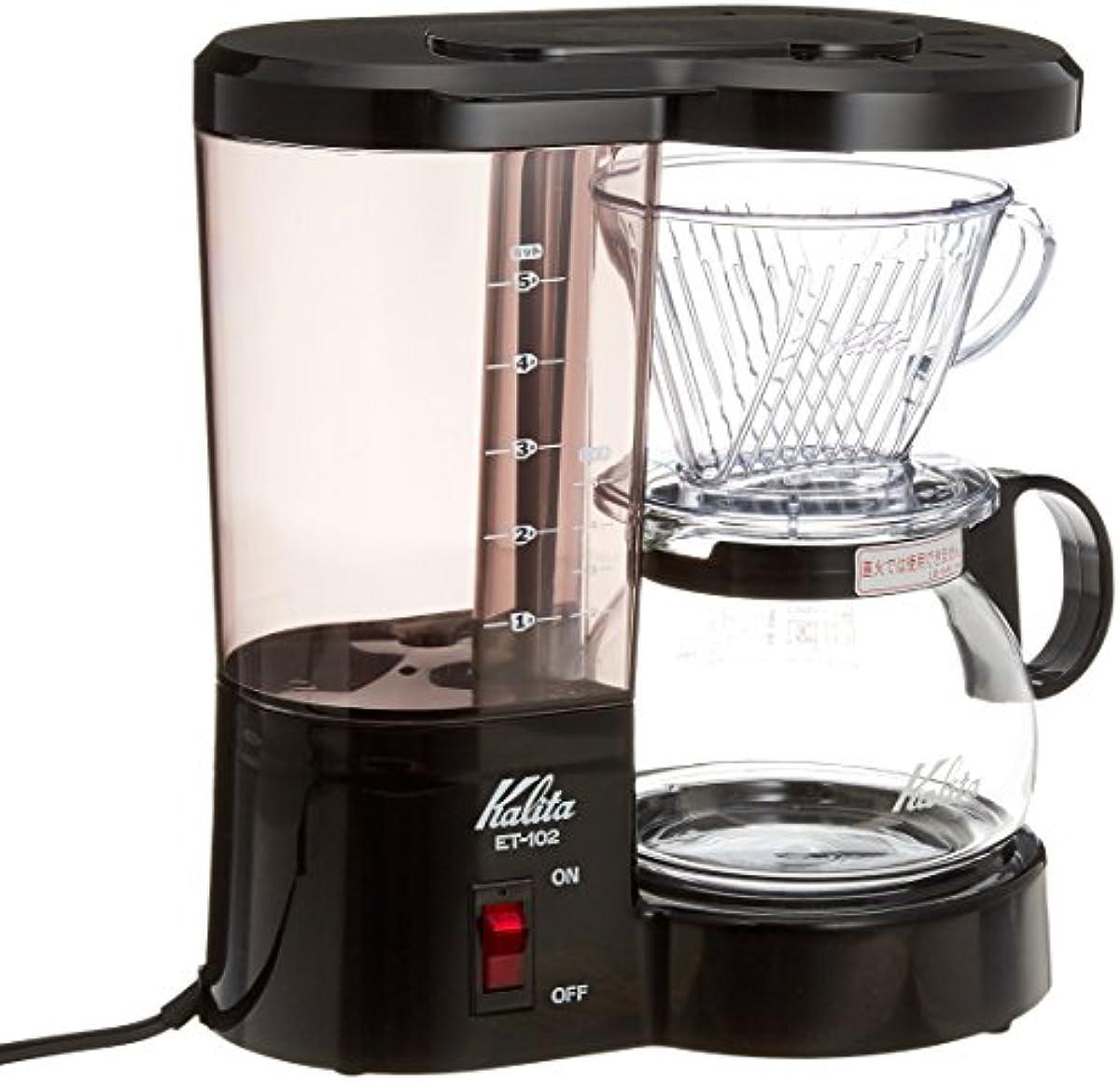 [해외] 칼리타 커피 메이저 블랙 ET-102