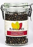 Tellicherry Black Peppercorn, Whole : Kosher Certified (2oz.)