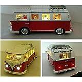 Amazon Com Lego Creator Volkswagen T1 Camper Van 10220