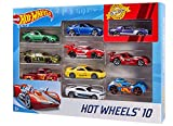 Hot Wheels 10-Pack (Styles May Vary) [Amazon Exclusive]
