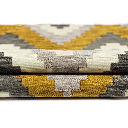 Designer Fabrics Curtains (McAlister Navajo Designer Fabric By Yard | 55