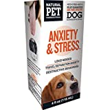 Pet Anxiety & Stress For Canines by King Bio Homeopathic - 4 oz