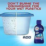 dry dishwasher - Finish Jet-Dry Turbo Dry, 6.76oz, Dishwasher Drying Aid, Dries Even Plastics