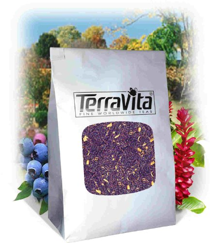 Chocolate Tea (Loose) (8 oz, ZIN: 426981) - 3 Pack by TerraVita