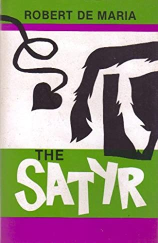 book cover of The Satyr