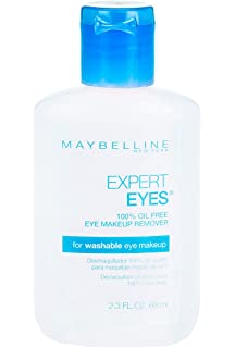 Maybelline Expert Eyes 100% Oil Free Eye Make-Up Remover - 2.3 fl oz