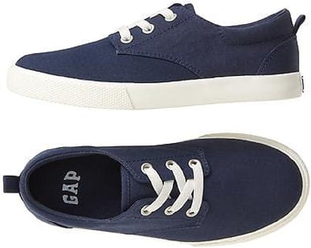GAP Boys Size 11 Canvas Sneakers