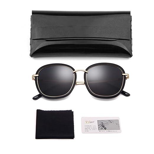 WYYY lunettes de soleil Polarisées Classiques Pour Femmes 100% Protection UV 1220 (Couleur : 2) McP2PM3t