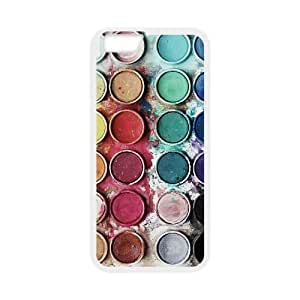 """Paint Palette Customized Case for Iphone6 4.7"""", New Printed Paint Palette Case"""
