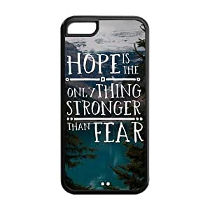 the Case Shop- The Hunger Games Movie Quotes TPU Rubber Hard Back Case Silicone Cover Skin for ipod touch 4 touch 4 , iipad touch 4xq-579