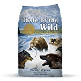 #6: Taste of the Wild Pacific Stream Dry Dog Food. 15 lb. Bag. with Smoked Salmon. Fast Delivery!!!