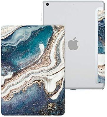 Estuche para iPad Mini 1 2 3 (Modelo Antiguo), Estuche liviano con Cubierta Transparente con Fondo Esmerilado y translúcido para Apple iPad Mini, Mini 2, Mini 3, con Reposo automático/activación: Amazon.es: Hogar