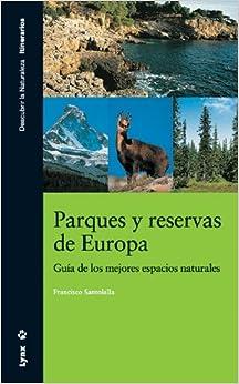Book Parques Y Reservas De Europa