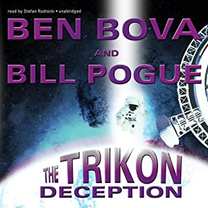 The Trikon Deception Audiobook