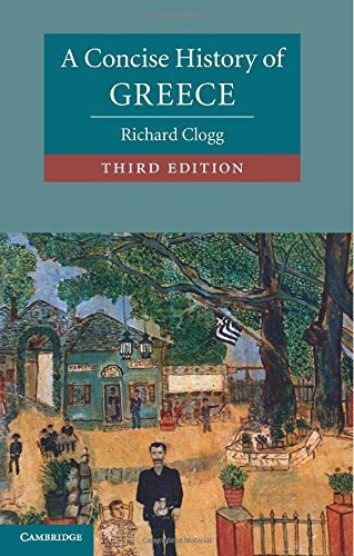 A Concise History of Greece (Cambridge Concise Histories) by Richard Clogg (2013-12-12) ()