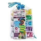 Arts & Crafts : Tulip 34930 Drawstring Bag Tie Dye Kit