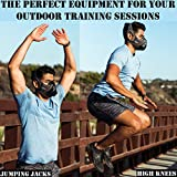 Training Mask Workout Resistance Breathing Trainer