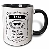 3dRose mug%5F232416%5F4 %22Tata The Man