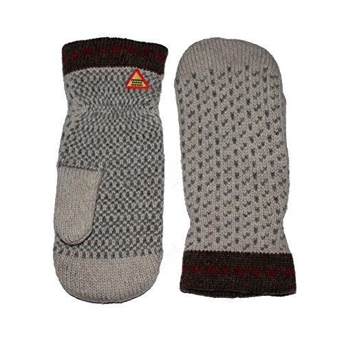 extra large wool mittens - 7